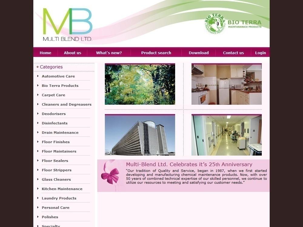 Multi Blend Ltd