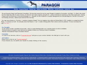 Paragon Consultancy Services