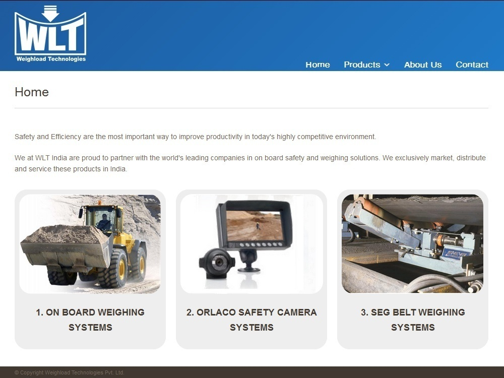 Weighload Technologies