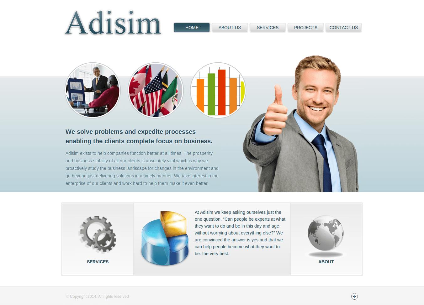 adisim web design mumbai