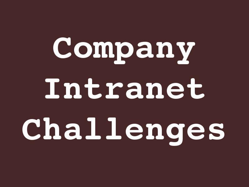 Social Intranet Solutions