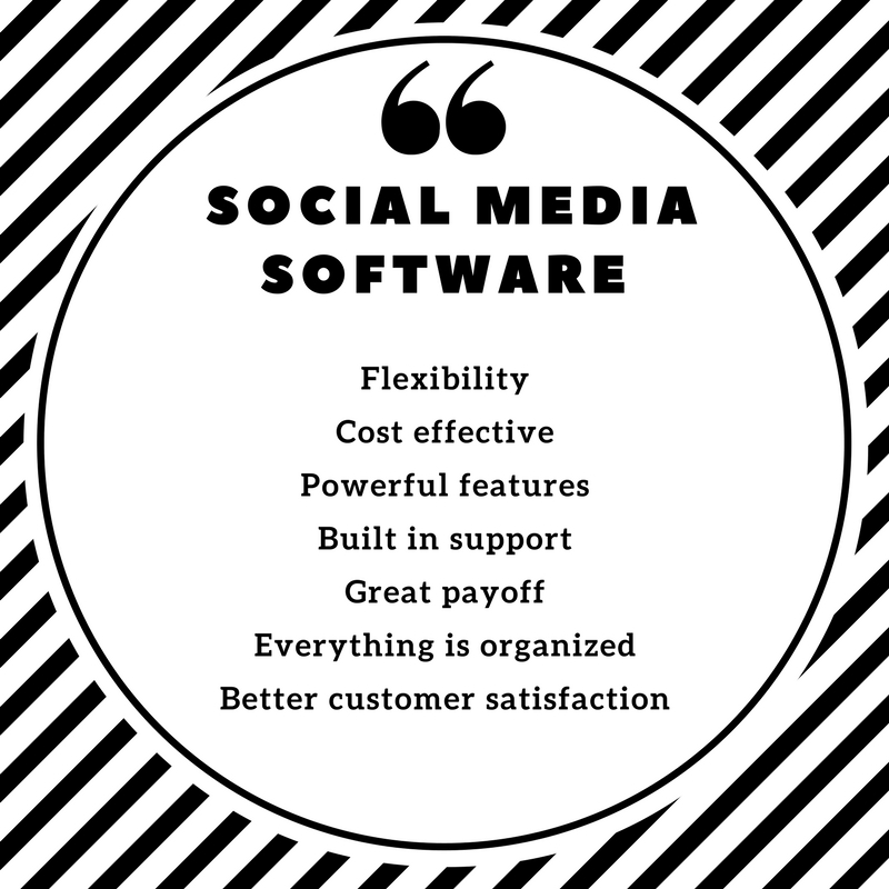 Enterprise Social Media Software