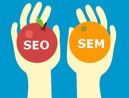 SEO and SEM for marketers in 2019